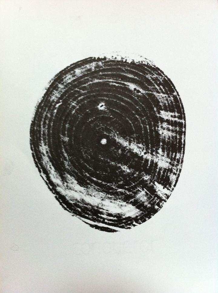 Ash block print. Photo: Outdoor Studios