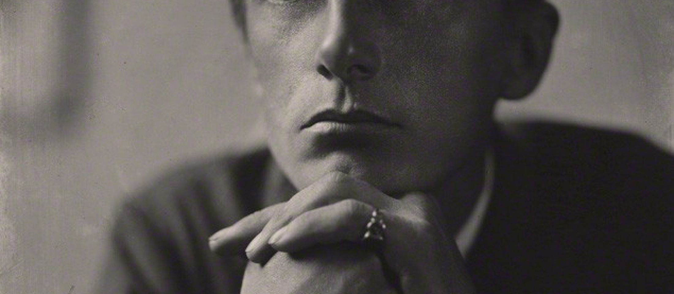 Edward Thomas. Author of The Ash Grove