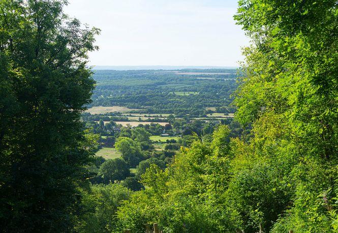 Trosley Views. Photo: Explore Kent