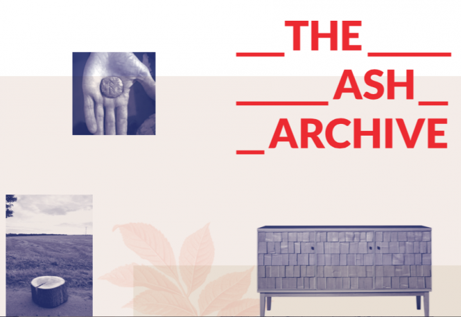 The Ash Archive, poster artwork by Bullet Creative