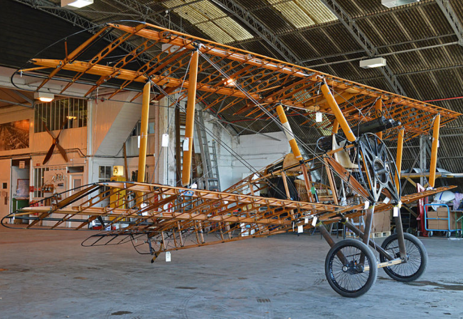 Sopwith Camel. Image: Ackroyd and Harvey