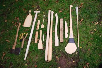 Ash tools. Photo: Ackroyd & Harvey