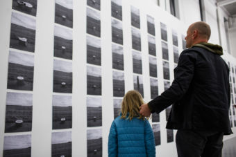 The Ash Archive. Studio 3 Gallery, Canterbury (2018). Photo: University of Kent