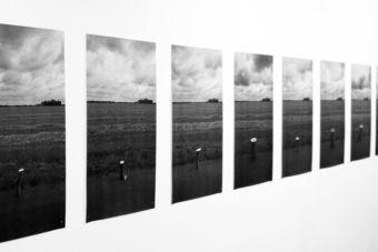 The Ash Archive. The Halpern Gallery, Chatham (2018). Photo: Elena Amoros