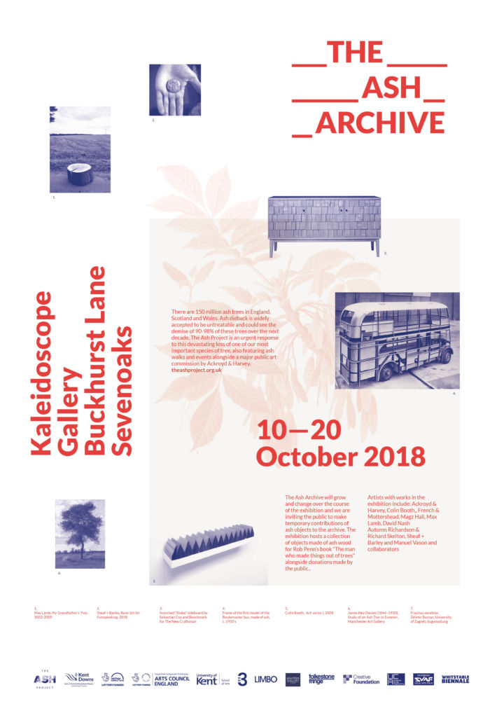 Ash Archive Poster Sevenoaks